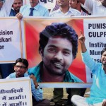 The victim of casteism: Rohith