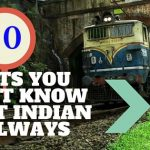 Amazing Facts About Indian Railways