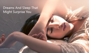 amazing facts about dreams