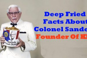 Colonel Sanders Facts