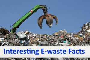 E waste Facts