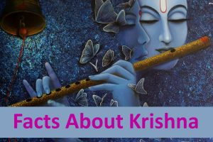 Facts About Krishna