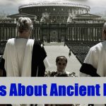 15 Truly Shocking Facts About Ancient Rome
