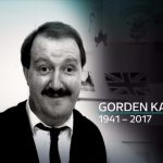 Gorden Kaye Died at aged 75