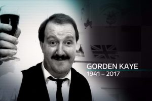 Gorden Kaye Died