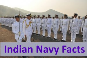 Indian Navy Facts