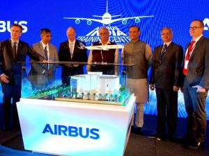 First Airbus training centre
