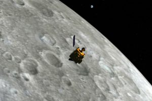 NASA Finds Chandrayaan-1