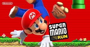 Super Mario Run Available On Android