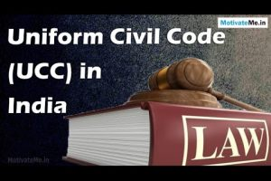 Uniform Civil Code Explained