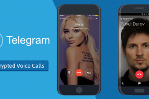 Telegram Launches Encrypted Voice Calls